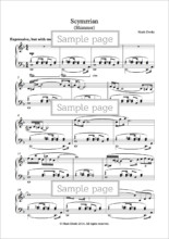 scymrrian-sample-page