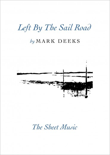 Sail Road by Mark Deeks Album Sheet Music Cover